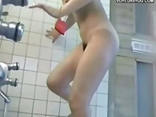 Asian Showers Voyeur