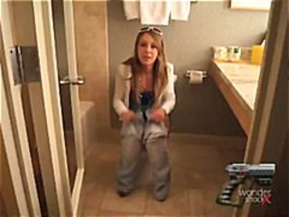 Amateur Pov Teen Toilet