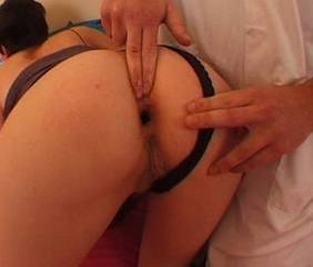 French anal and  doctor SOS S...