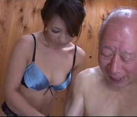 Asian Daddy Daughter Lingerie Old and Young