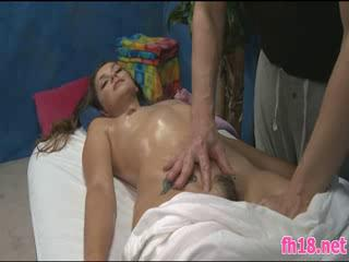 Hot 18 Year Old Blonde Gets Fucked Hard