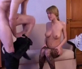 Cute Teen Hired Out By Daddy !