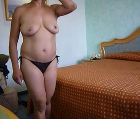 Amateur Chubby Homemade  Panty