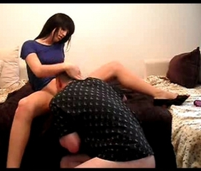 Tgirl shemale Nicole Nicole blowjob time... enjoy