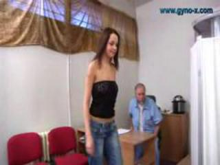 Emma visits Doctor for speculum gyno exam