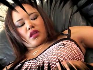 Nasty Asian Whore Gets Nasty In The Sack Like A Wild Beast