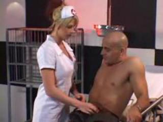 Babe Nurse Old and Young Uniform