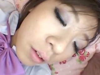 While sleeping 2