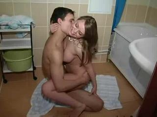 Bathroom Teen Fuck