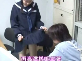 Asian Office Student Teen Uniform