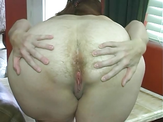 Ass  Hairy Mature