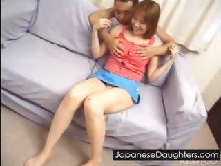 Asian Daughter Japanese Skirt Teen