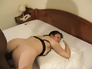 Husband Fucks Wife After BBC