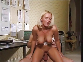 British Girl Cum Blooming