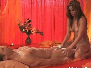 Incredible murky hottie massage guy