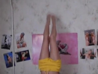 Legs Russian Teen Webcam