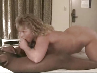 Bubble Substructure Blonde Wife Has Another Motel Party