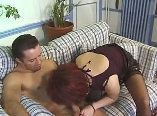 mom in excess of big cock