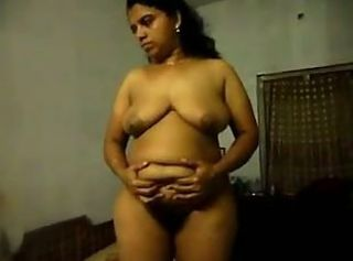 Amateur Chubby Hairy Homemade Indian Mature