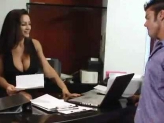 Lisa Ann Blows Delivery Boy