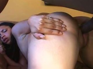 Ass  Doggystyle Ebony Hardcore