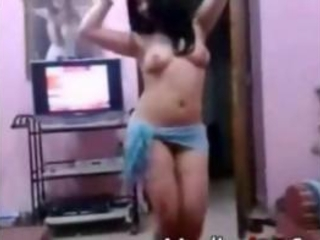 Arab Actress Dancing Nude