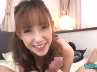 Asian Blowjob Cute Pov