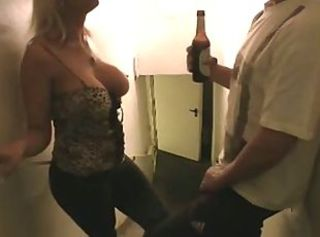 Amazing Big Tits Drunk European German