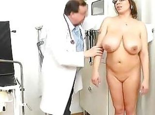 Big Tits Chubby Doctor Mature Natural Older