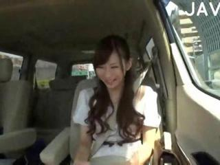 Asian Car Japanese Teen