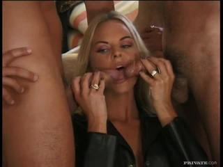 Amazing Blowjob  Threesome