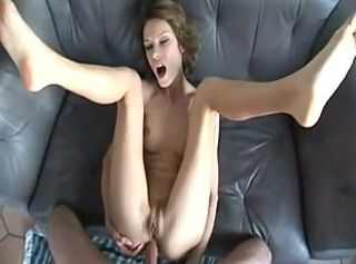 anal sex with skinny chick