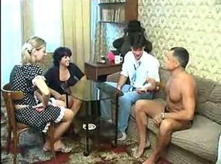 "Russian Old And Young Couples Swinger Game"" target=""_blank"