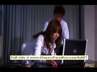 Asian Chinese  Office Secretary