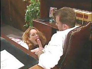 Blowjob  Office Secretary Vintage