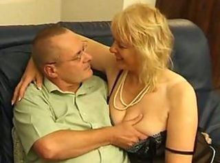 Big Tits Mature Wife
