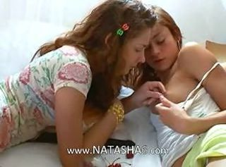 Insane russian lesbo cunt eating