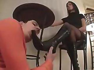 Worship The Mistress Boots