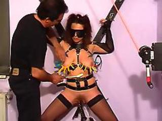 Clamps Nippleweights Labiastretching And Spanking
