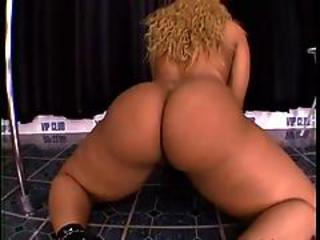 Ass Babe Chubby Dancing Ebony