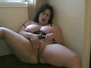 Amateur  Big Tits Masturbating  Natural