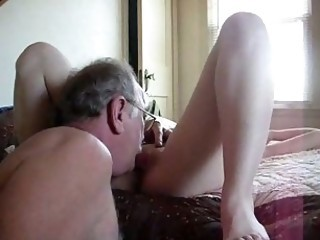 Amateur Daddy Daughter Homemade Licking Old and Young