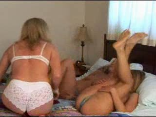 MILF Mom Teen Daughter Sister Family Old and Young Lesbian