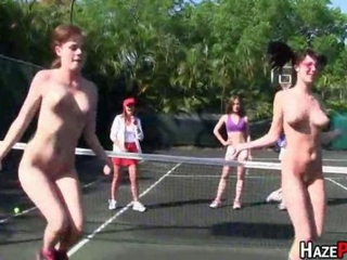 Nudist Sport Teen