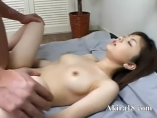 Japanese faggot trample super hairy cunt