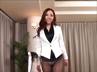 Asian Cute Panty Pantyhose Teen