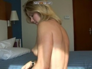 Amateur couple making hot homemade video free
