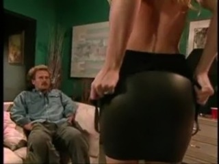 Ass Latex Skirt Vintage Wife