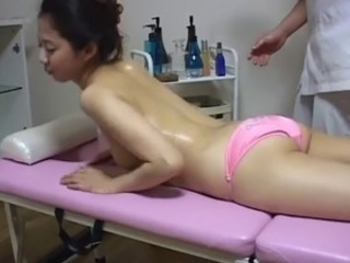 Asian Japanese Massage Panty Teen