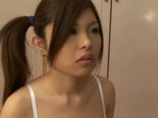 Asian Cute Japanese Pigtail Teen